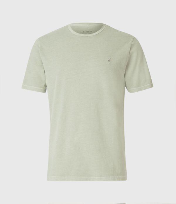 OSSAGE 漸層單色短袖T恤
